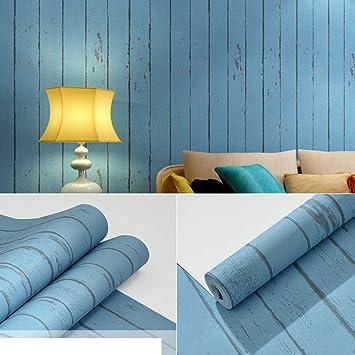Entzuckend Östliches Mittelmeer Holz Tapete/ Vliestapete/Schlafzimmer/Wohnzimmer TV Wand  Streifen Hintergrundbild B