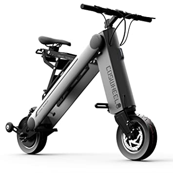 smlro coswheel A-One X Mini 350 W bicicleta eléctrica a la Mode Intelligent 1