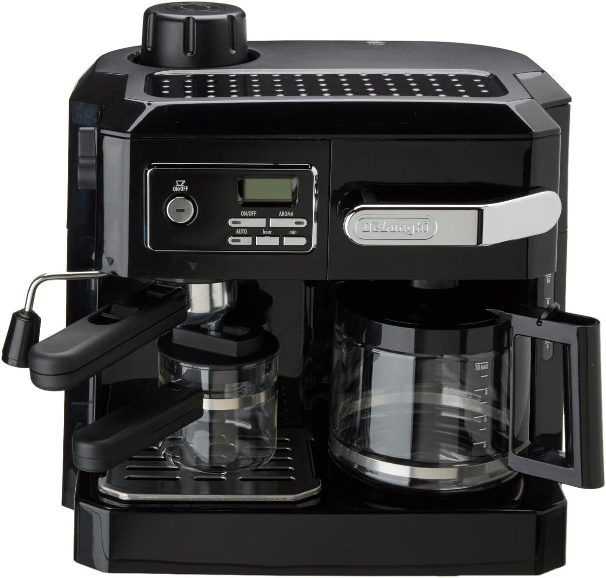 Amazon.com: DeLonghi - Cafetera combinada para café ...