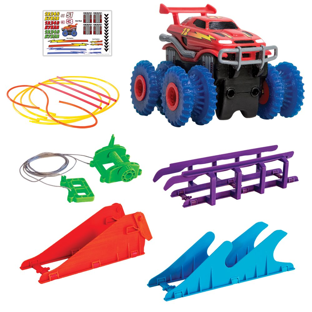 Amazon.com: Trix Trux Hot Rod: Toys & Games