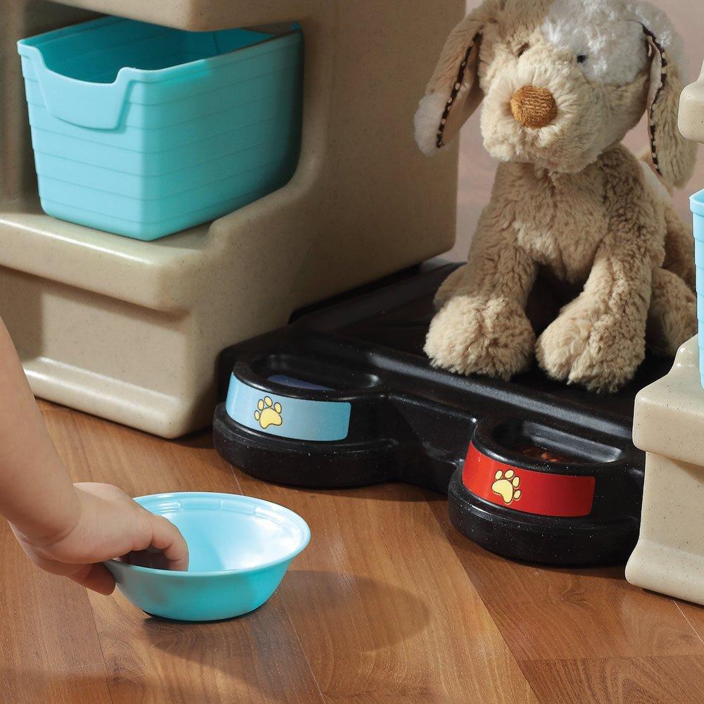 Tan Step2 Mixin up Magic Kitchen Kids Playset
