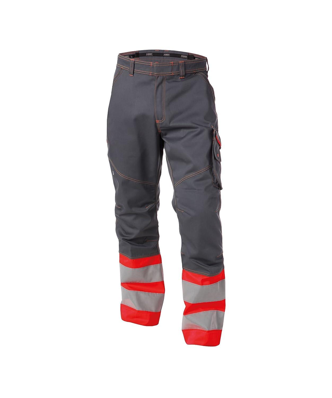 Dassy Phoenix 200810 Pantalon de travail haute visibilit/é avec poches de garnitures de genou