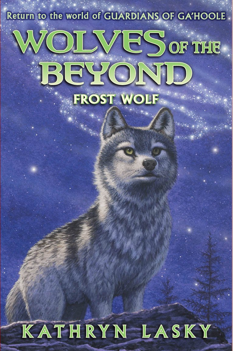 Wolves of the Beyond #4: Frost Wolf - Audio by Scholastic Audio Books