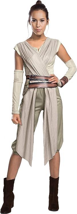 Star Wars Ep VII - Disfraz de Rey Deluxe para mujer, Talla S ...