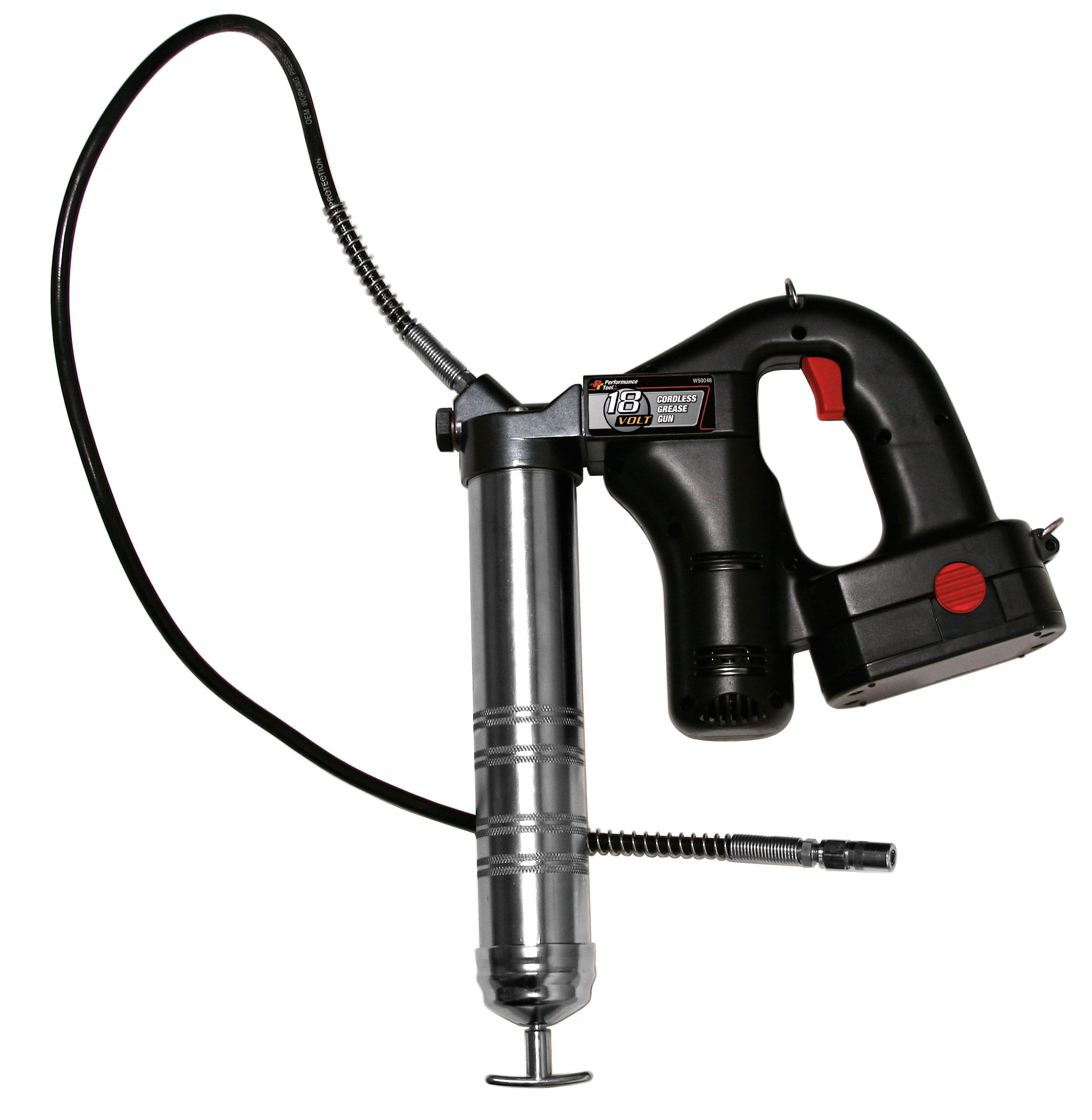 Performance Tool W50048 18-volt Cordless Grease Gun by Performance Tool (Image #5)