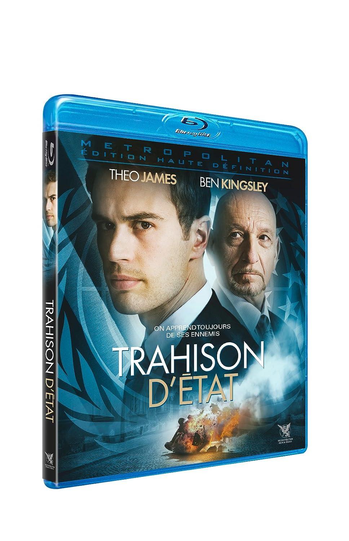 Blu-ray du film Trahison d'état