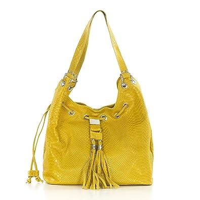 Mia Tomazzi WBMT180622-Yellow (70) - ACCESSOIRE PETITE MAROQUINERIE -  279EUR - Produit 408a3d61b1a