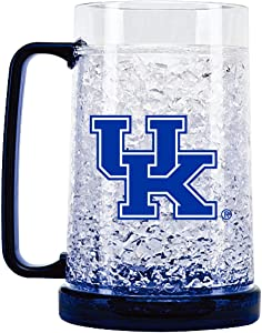 NCAA Kentucky Wildcats 16oz Crystal Freezer Mug