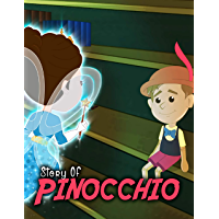 Bedtime Story Of Pinocchio: Bedtime stories for kids (English Edition)