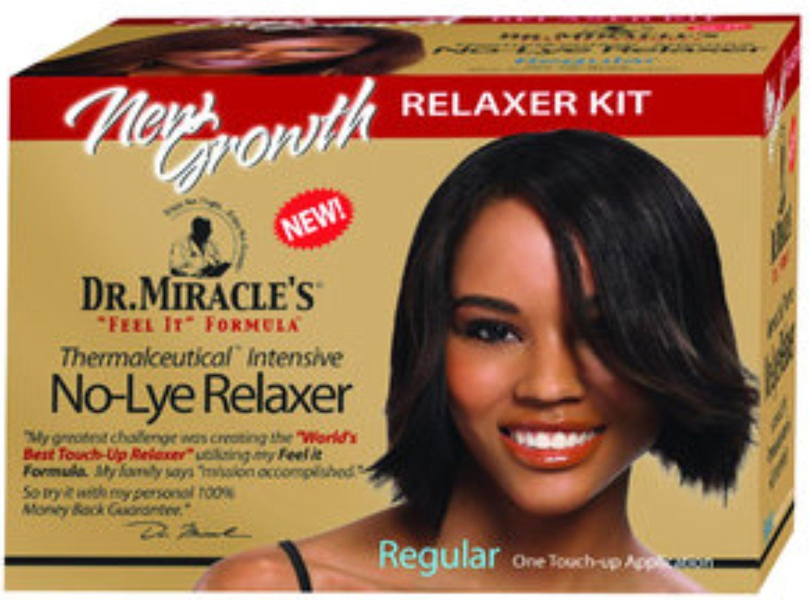 amazon com dr miracle s new growth thermaceutical intensive no lye