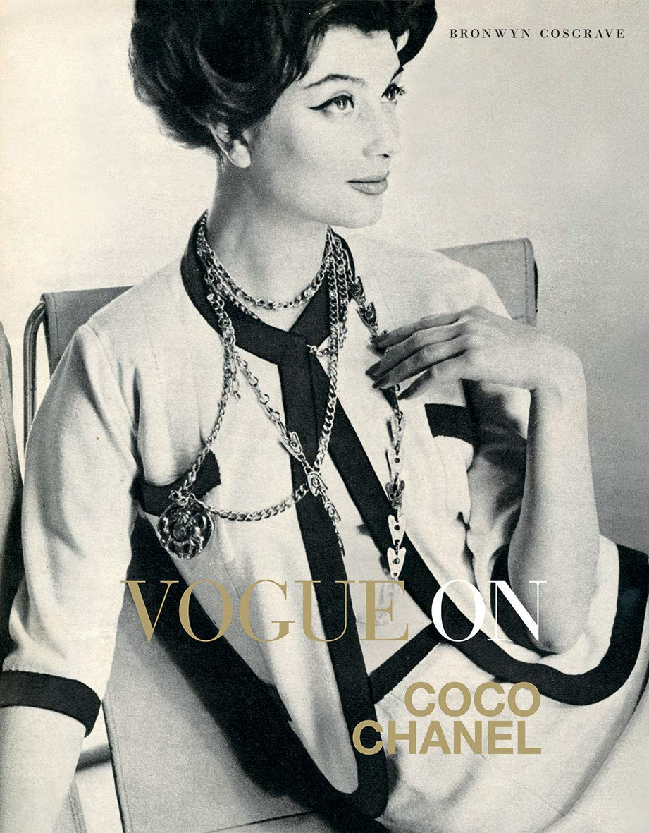Vogue On Coco Chanel Cosgrave Bronwyn 8601200813548 Amazon Com Books