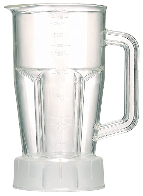 Waring comercial cac67 blender-style servir jarra, 48-ounce ...