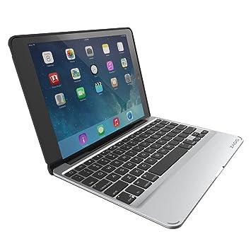 plus récent 09599 6a2b8 Zagg ID6ZF2-BBF Clavier pour SlimBook iPad Air 2 Noir