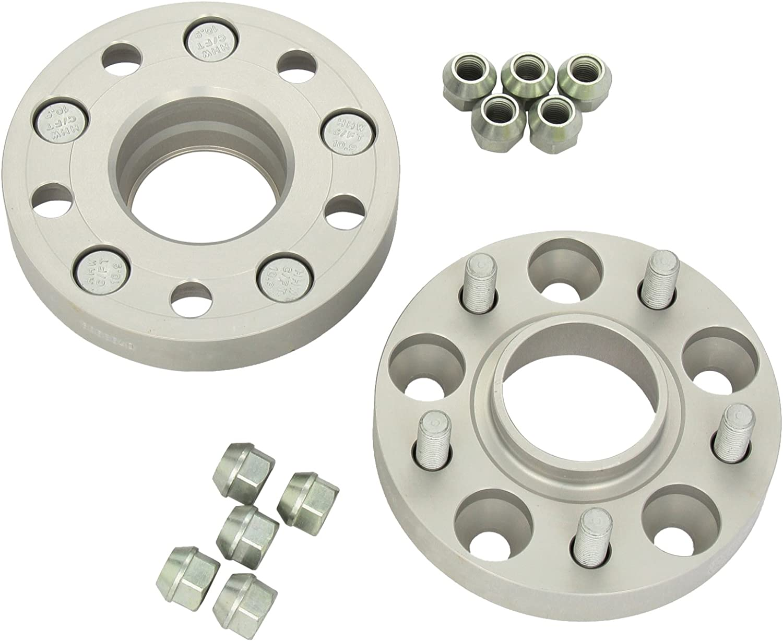 H/&R Aluminium Wheel Spacers DRM 50 MM 5065716
