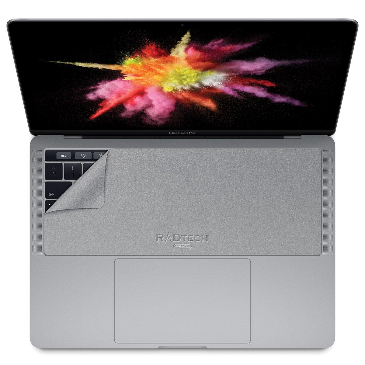 RadTech Notebook Gear: ScreenSavrz, Apple MacBook Pro 13''/15'' (2016/17) - Gray (16401)