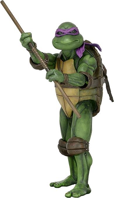 NECA - Teenage Mutant Ninja Turtles (1990 Movie) - 1/4 Scale Action Figure - Donatello