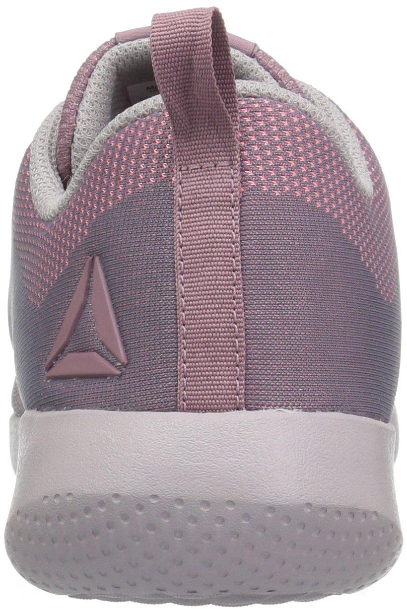 Reebok Women's Esoterra DMX Lite Track Shoe B01N5FF5F6 6 B(M) US Smoky Orchid/Sour Melon/Whisper Grey