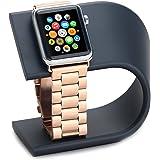 Arktis Aluminium Apple Watch Ständer Halterung Aufsteller Tischständer