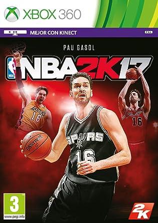 NBA 2K17 - Edición Estándar: Amazon.es: Videojuegos