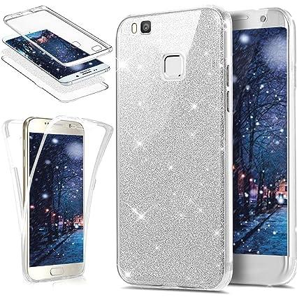 Funda Huawei P8 Lite 360 Grados Integral Ambas Caras Carcasa ...