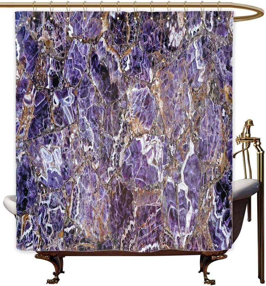 Amazon Com Bathroom Shower Curtain Marble Italian Style Stone