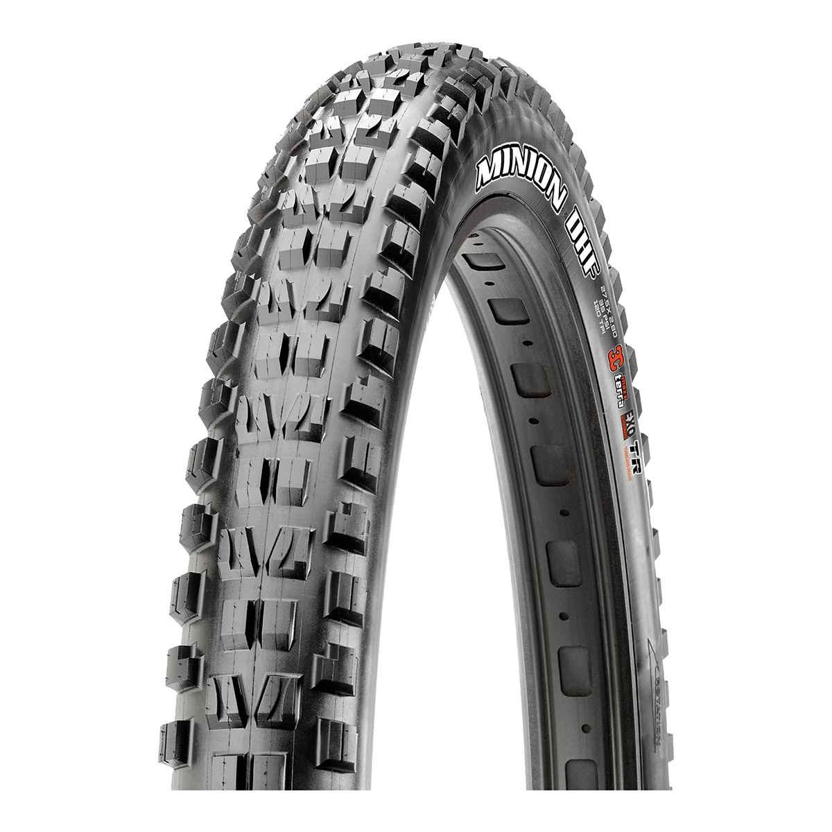 Maxxis Minion DHF EXO / TRタイヤ – 27.5 Plus B01M0AYNNGDual Compound/EXO/TR 27.5x2.8