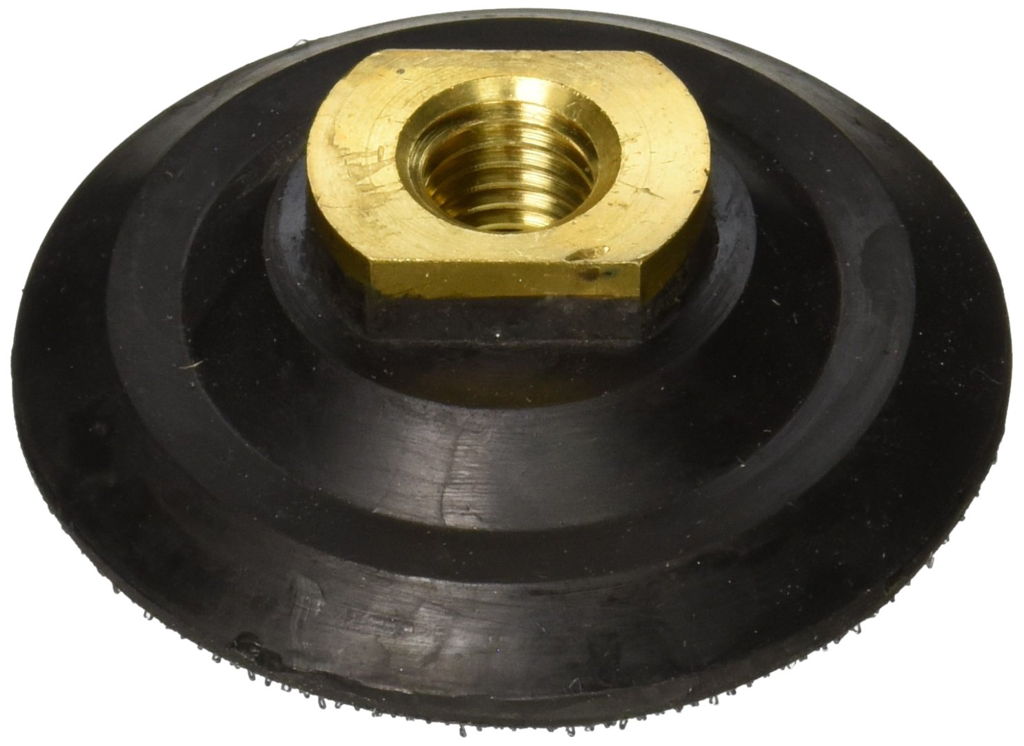 3 3 Builders World Wholesale Distribution MK Diamond 157107 11 Nut Hard Rubber Backplate Disc with 5//8
