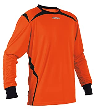 Stanno – Livorno Keeper Camiseta Shocking Naranja de Black, Color Naranja, tamaño Large