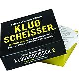 Unbekannt Kylskapspoesi 43011 - Klugscheisser Black Edition