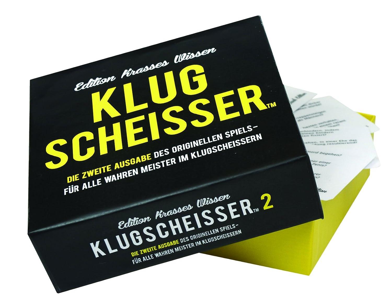 Kylskapspoesi 43011 - Klugscheisser Black Edition