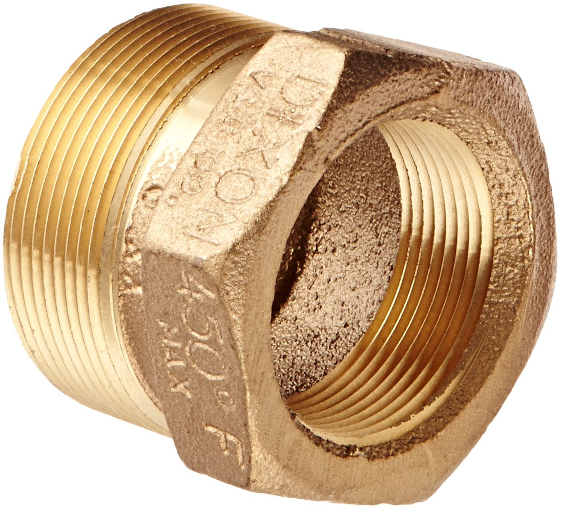 Stem Dixon Valve BGB21 Brass Ground Joint Boss Fitting 1-1//2 Hose ID 1-1//2 Hose ID Dixon Valve /& Coupling