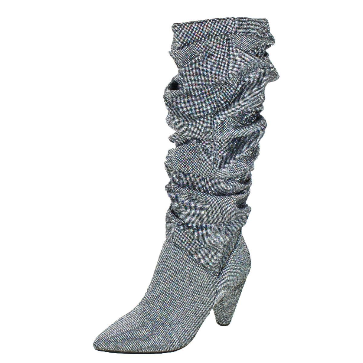 2f4a9c36162 Amazon.com | Steve Madden Womens Mirage Pointed Toe Knee-High Boots ...