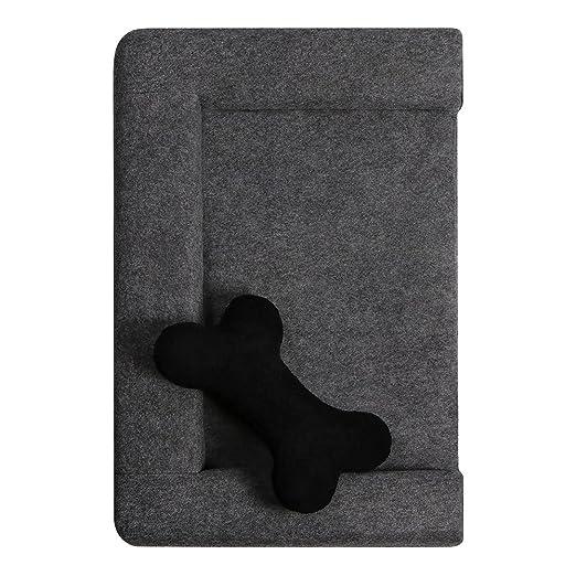 ANIMALY Cama para Mascotas, Perro o Gato, Suave y Estable para Dormir, antialérgico, Funda extraíble y Lavable a máquina: Amazon.es: Productos para mascotas