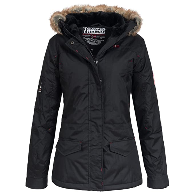 Opinioni per Geographical Norway Atlas Lady donna Giubbotto
