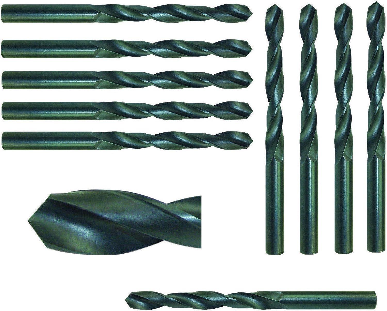 Spiralbohrer Metallbohrer Stahlbohrer HSS Bohrer DIN 338 10 St. 2,75 mm
