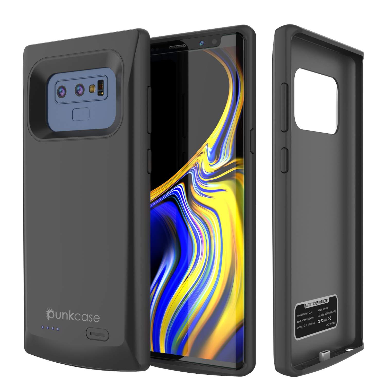 Funda Con Bateria De 5000mah Para Samsung Galaxy Note 9 Punkcase [7gs9p1xb]