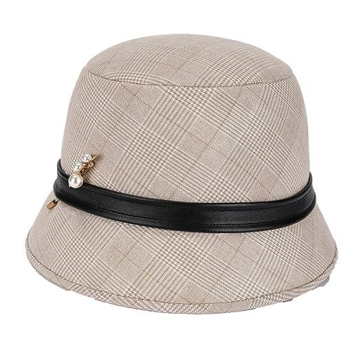 30917c0fe June's Young Women Premier Hats Handmade Autumn Winter Hats, Sandy ...