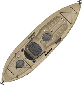 Lifetime Tamarack Angler 100 Fishing Kayak – Best Overall
