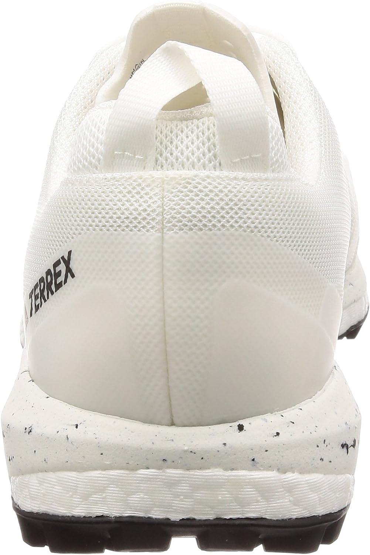 adidas Terrex Agravic, Chaussures de Trail Homme Blanc Nondye Ftwbla Negbás 000