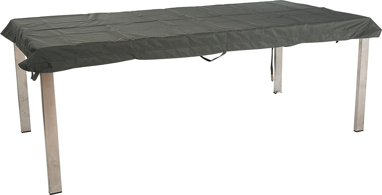 STERN 454824 tables /Étoile Housse de protection pour meubles de jardin uni gris 133 x 83 x 5 cm
