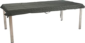 Stern Schutzhulle Fur Gartenmobel Tische Uni Grau 130 X 80 X 5cm 454824