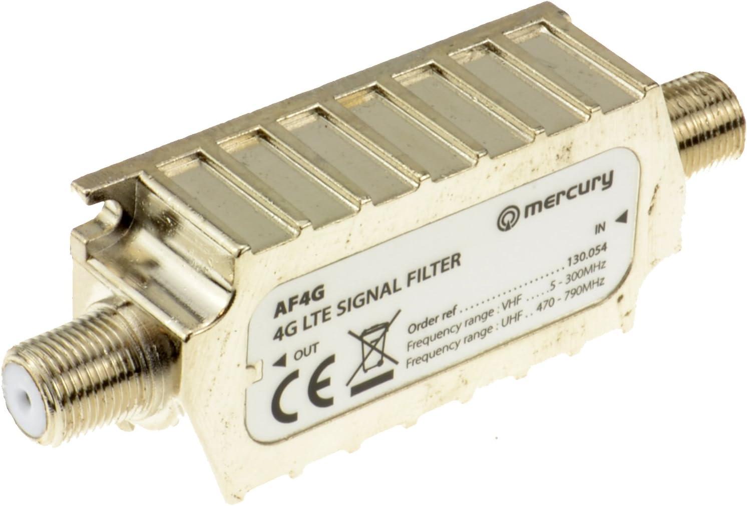 4 g LTE Blindado En Línea Filtro F Tipo Tornillo Enchufes ...