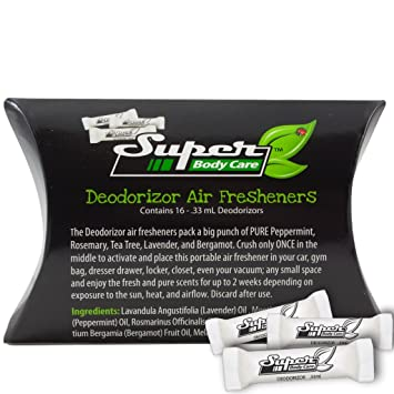 Innovative Air Freshener: Pure Natural Essential Oils. Chemical ...