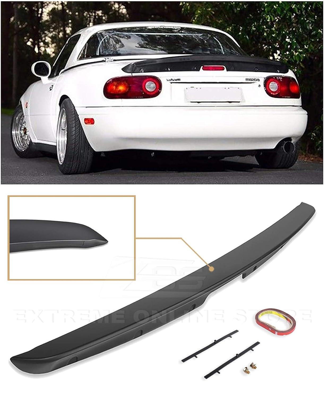 JDM Feed FD Style Rocker Panels Side Skirts Splitter Extension for 90-97 Mazda Miata MX-5 NA 1990 1991 1992 1993 1994 1995 1996 1997 90 91 92 93 94 95 96 97