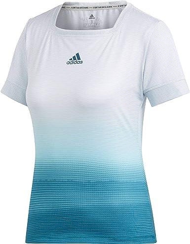 adidas Parley - Camiseta Mujer: Amazon.es: Ropa y accesorios