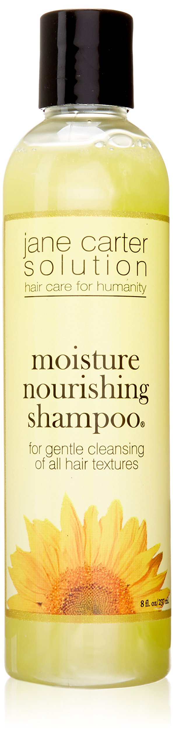 Jane Carter Moisture Nourishing Shampoo, 8 Ounce