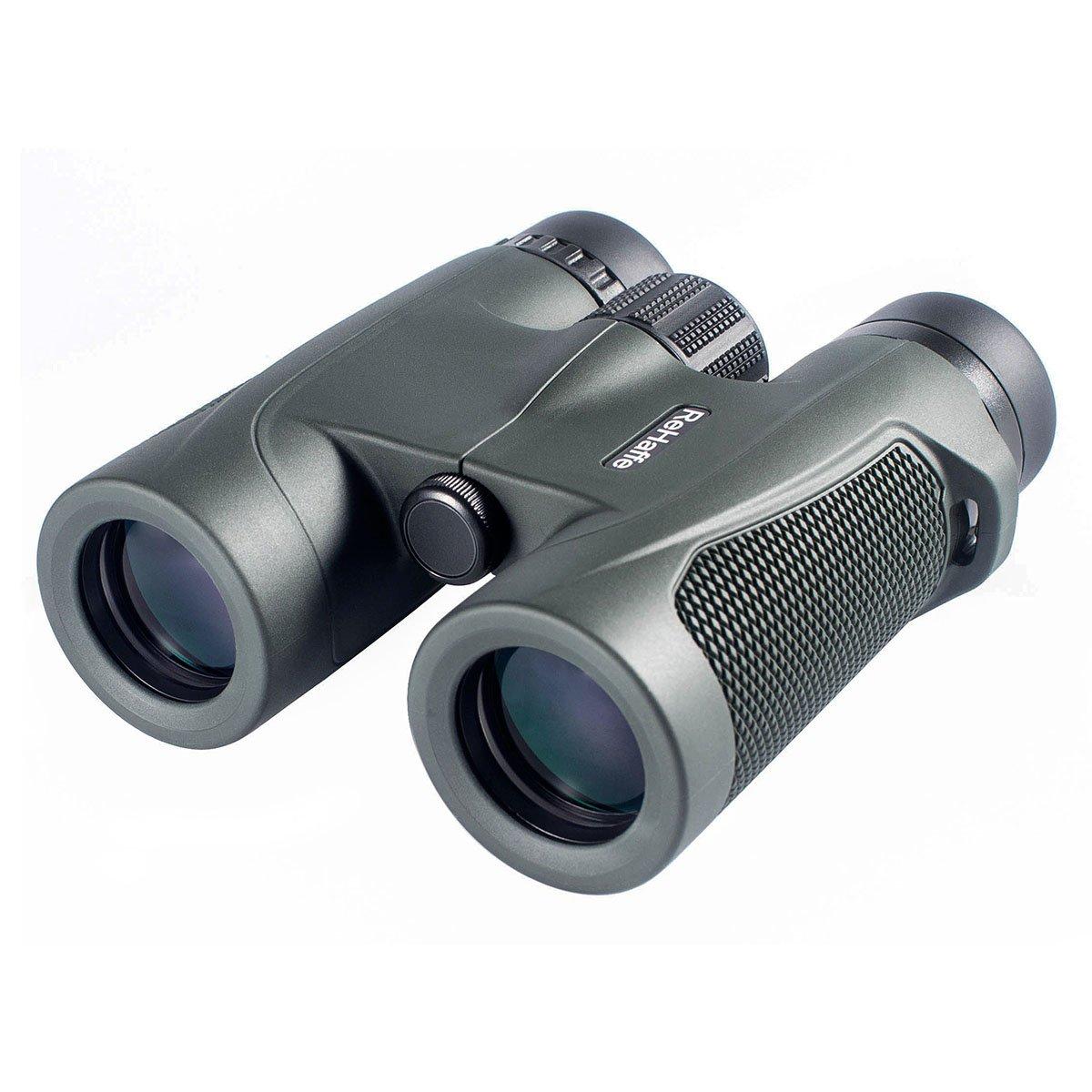 双眼鏡スタビライズコンパクトBest 8 x 32 Lightweighted防水旅行用ハンティングアウトドアスポーツゲームと( Army Green ) B072C1NGR5