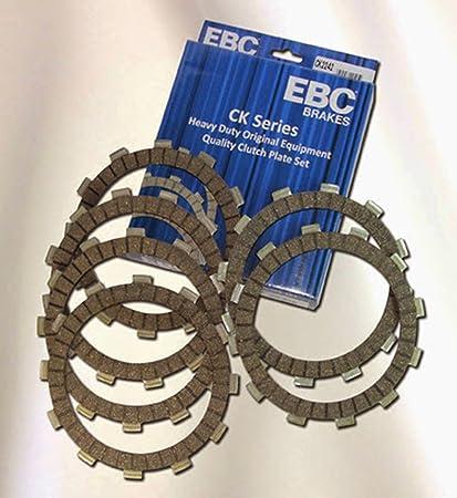 428af631a8 Amazon.com: EBC Brakes CK2362 Clutch Friction Plate Kit: Automotive