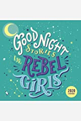 Good Night Stories for Rebel Girls 2020 Wall Calendar Calendar