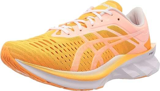 Asics 1011a778-800_40,5, Zapatos para Correr para Hombre, Orange Vif Blanc, 40.5 EU: Amazon.es: Zapatos y complementos